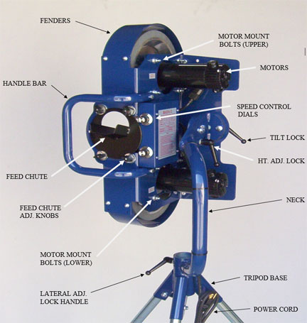 casey pitching machine manual